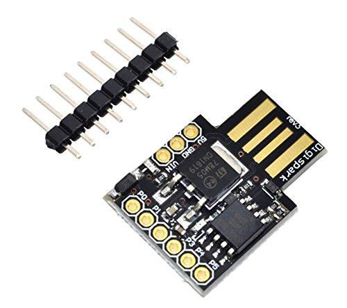 RoseSummer Digispark Kickstarter Attiny85 Micro USB Development Board