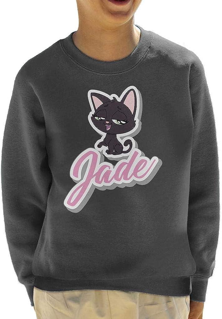 Littlest Pet Shop Jade Smile Kid's Sweatshirt