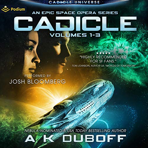 Cadicle Audiobook By Amy DuBoff cover art