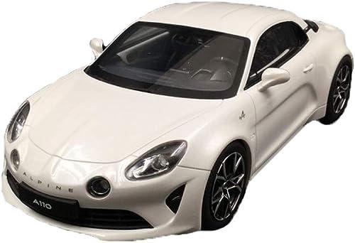 precio mas barato GAOQUN-TOY 1 18 Alpine A110Pure Edición Limitada 999 999 999 OT736 Resina Modelo de Coche Adornos (Color   blanco, Tamaño   23cm10cm)  hasta 60% de descuento