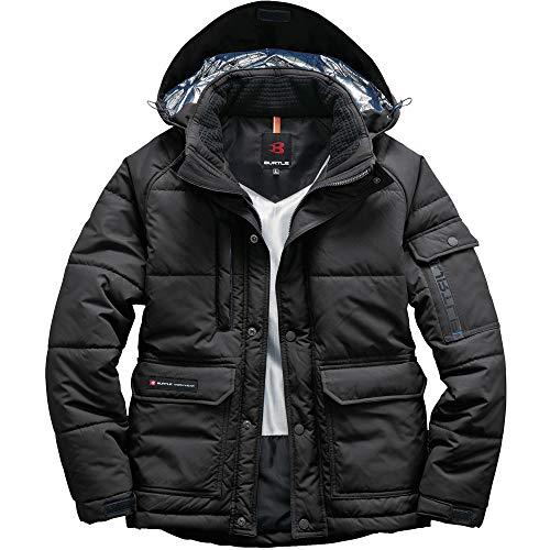 BURTLE(バートル) 防寒ジャケット 7510-35-LL ブラック LL