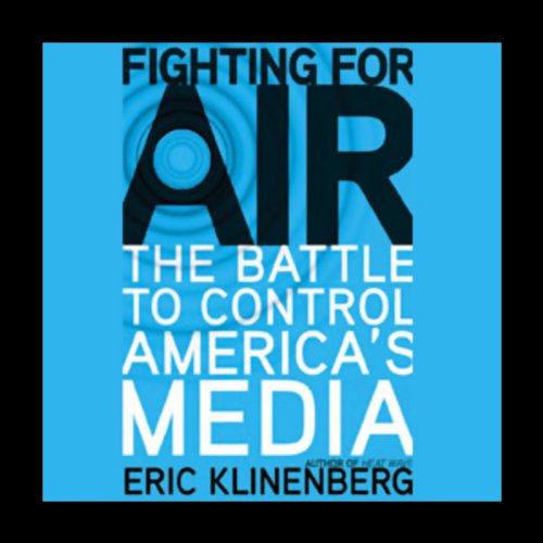 Fighting for Air audiobook cover art
