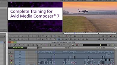 Class on Demand Online Streaming Educational Training Tutorial for Avid Media Composer 7 with Don Lampasone