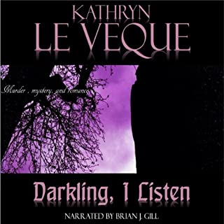 Darkling, I Listen cover art
