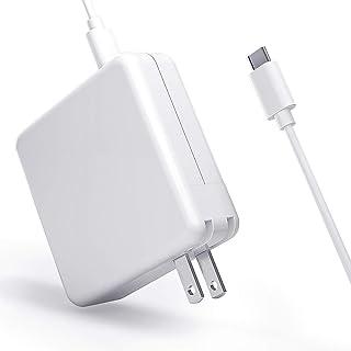 CYD 87W USB C Type-C【急速ACアダプター】 PC-パソコン-充電器 対応 MacBook Pro Switch Xiaomi Air Samsung Galaxy Note 8/Note 5/Note 4 Galaxy Ta...