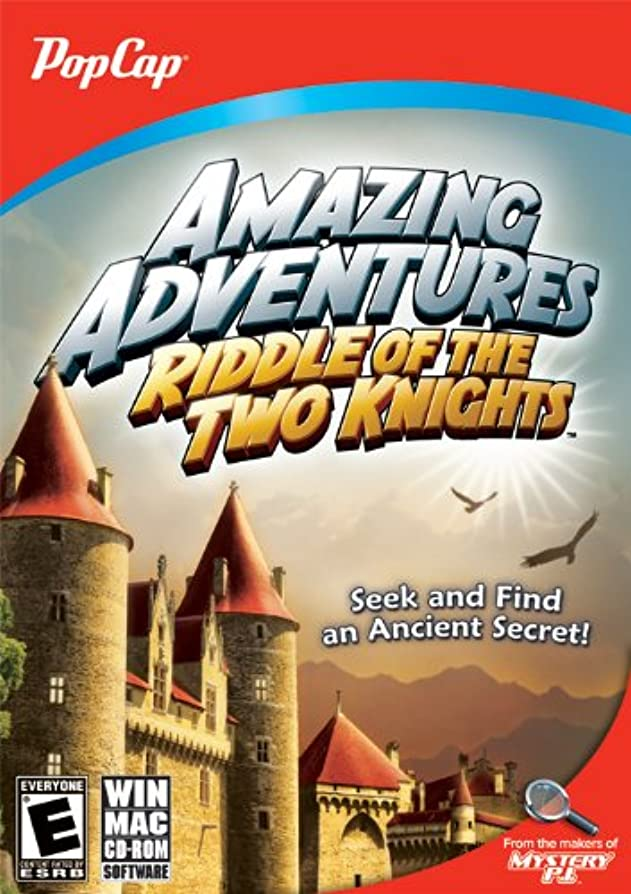 理想的には受け皿バイオリニストAmazing Adventures The Riddle Of Two Knights (PC) (輸入版)
