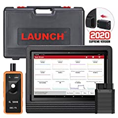 👍【2020 Advanced OE-LEVEL Diagnostic Scanner】LAUNCH X431 V+ 4.0 provide OE-Level features allows you to reprogram adaptive data for certain components after repair or replacements.as ➤ SCN Coding for Benz ➤Guided Functions ➤Online Coding (compatible w...