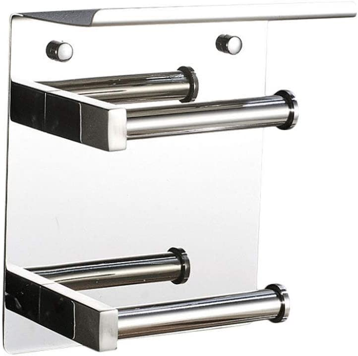 SCDZS Choice Paper towel Discount mail order holder - Wall Mounted Baske Towel Holder
