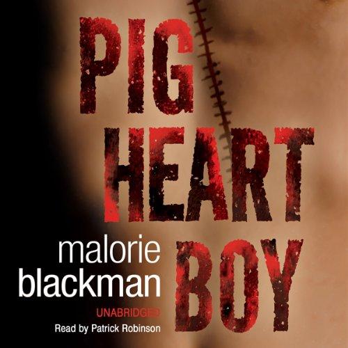 Pig-Heart Boy cover art
