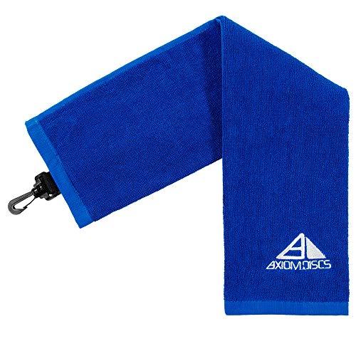 Axiom Discs Icon Logo Disc Golf Towel