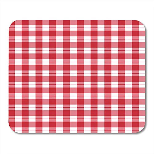 Mauspads classic plaid red tartan zusammenfassung britische kultur celtic checked english mouse pad für notebooks, Desktop-computer mausmatten