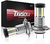 Best H7 Bulbs - AUTENS H7 LED Headlight Bulbs Headlight Conversion Kit Review