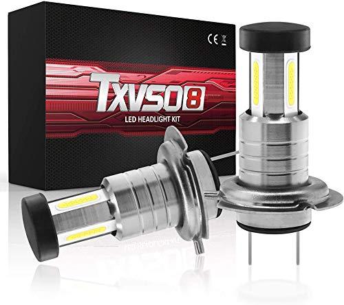 AUTENS H7 LED Headlight Bulbs Headlight Conversion Kit 6000 K
