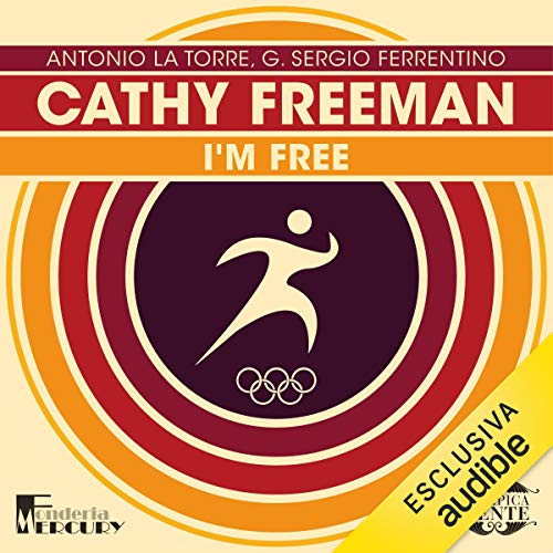 Cathy Freeman. I'm free cover art