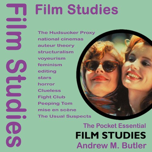 Film Studies audiobook cover art