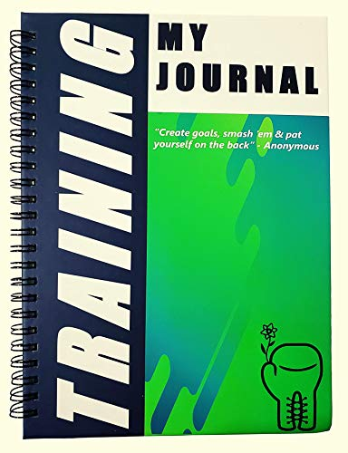Strong Is My Beautiful Workout and Fitness Journal | Planner and Tracker for Men and Women | Workout Planner and Logbook | Exercise Journal for Athletes & Fitness Enthusiasts | Gift for him or her