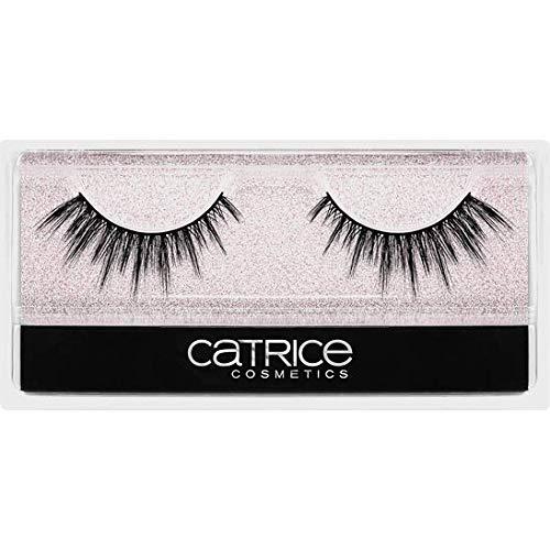 Catrice Cosmetics Limited Edition Tenderlash 3D False Lashes Nr. C03 Sultry Inhalt: 1 Paar künstliche Wimpern und Kleber 1ml - Wimpern
