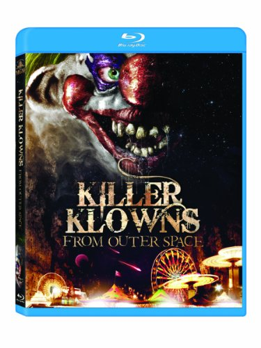 Killer Klowns from Outer Space  (WS/BD) [Blu-ray]