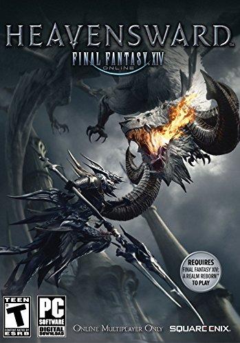 FINAL FANTASY XIV: Heavensward [Online Game Code]
