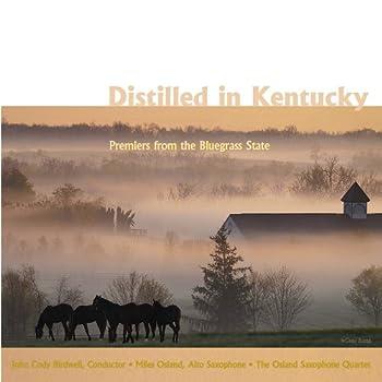 Distilled in Kentucky