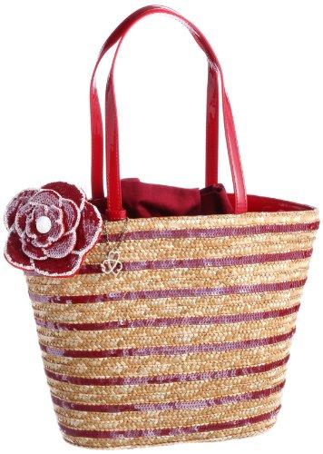 Gherardini Shopping bag con monogramma