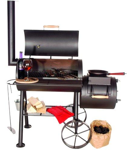 Farmer Grill Jubiläums-BBQ-Smoker - FG-450K-LE