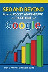 How to Rocket Your Website to Page One of Google! Paperback