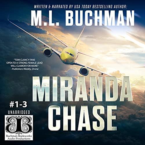 Miranda Chase Books 1-3 cover art