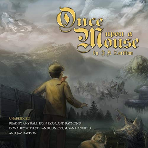 Once Upon a Mouse audiobook cover art