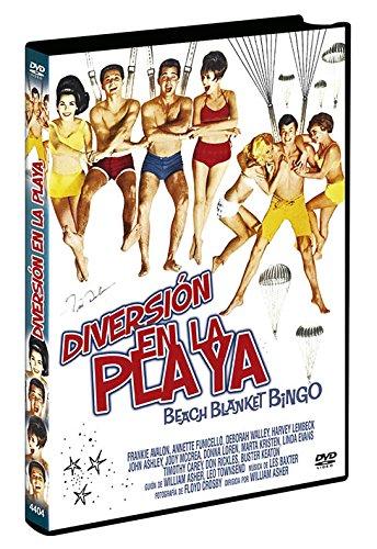 Diversión en la Playa  DVD 1965 Beach Blanket Bingo