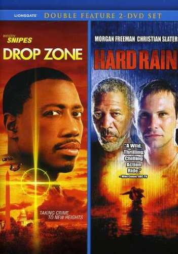 Drop Zone / Hard Rain (Double Feature)