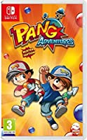 Pang Adventures: Buster Edition (Nintendo Switch) (輸入版)