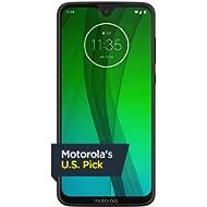 Moto G7 – Unlocked – 64 GB – Ceramic Black (US Warranty) - Verizon, AT&T, T-Mobile, Sprint,...