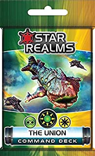 Star Realms Command Decks The Union (Single Pack) Card Game