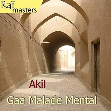 Gaa malade mental, Raï masters, Vol 3 of 15