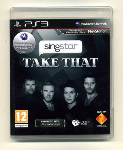SingStar Take That (Playstation 3) [Edizione: Regno Unito]