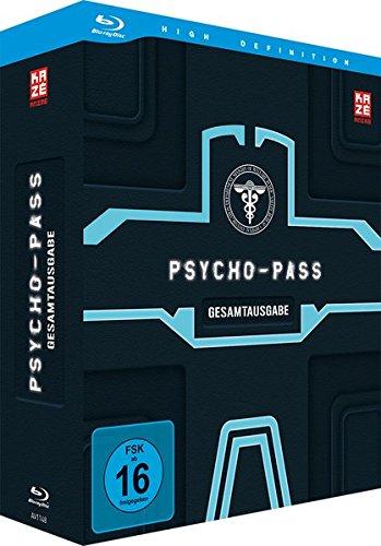 Psycho Pass - Staffel 1 - Gesamtausgabe - [Blu-ray] Deluxe Edition