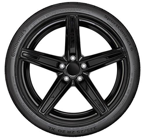 Continental(コンチネンタル)SportContact6(スポーツコンタクト6)275/35ZR19(100Y)XLサマータイヤ03571770000