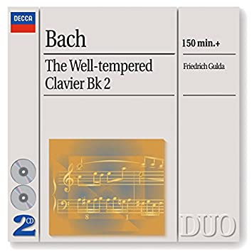Bach, J.S.: The Well-tempered Clavier, Book 2 (2 CDs)