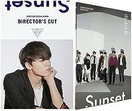 seventeen special album sunset