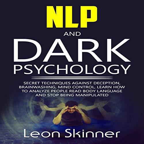 NLP and Dark Psychology Titelbild