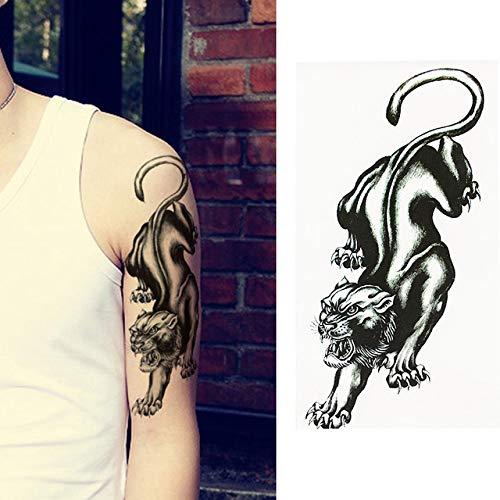 tzxdbh 5Pcs-S/Set Kleine Volle Blume Arm wasserdichte Tattoo Aufkleber Meerjungfrau Für Frauen Männer Body Art-In Tattoos Von Auf Xqb011