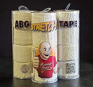 average broz stretch tape