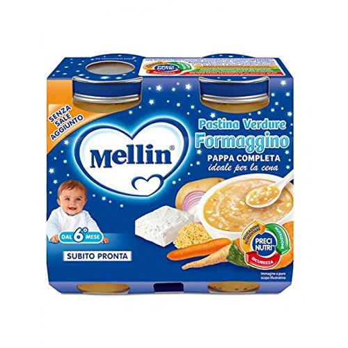 MELLIN CENA COMPL PAS/VERD/FOR