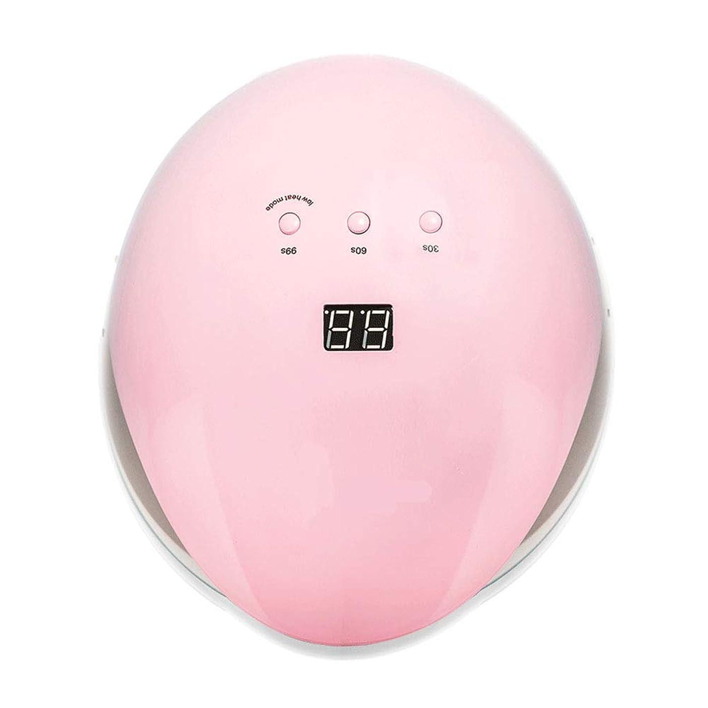インディカマニフェスト覚醒釘のドライヤー - 自動赤外線センサー、二重光源のLEDランプのゲルのドライヤーのマニキュアが付いている紫外線携帯用LEDの釘ランプ