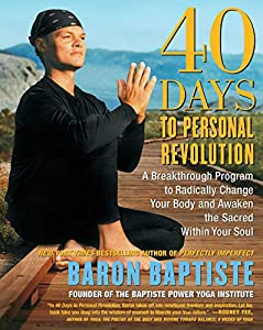 40 Days To Personal Revolution By Baron Baptiste Ebook