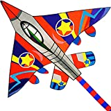 Best Kite Kit For Kids - HUGE Rainbow Delta Kite for Kids and Adults Review
