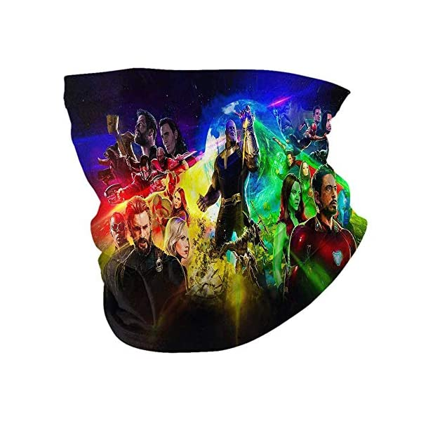 Head Scarf avengers infinity war new poster rh Winter Luxury Large Scarves