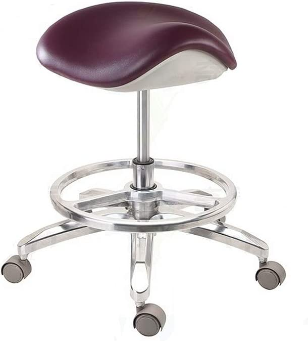 SoHome Dental Deluxe Saddle Stool Technician Chair Portable Max 50% OFF shopping Nail