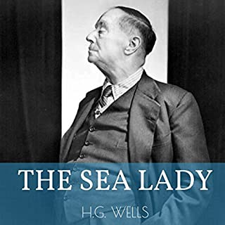 The Sea Lady audiobook cover art
